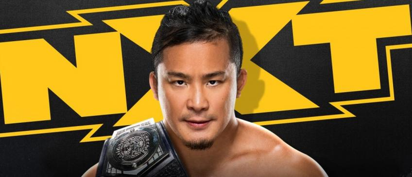 WWE NXT report - 20/04/2021 - parte II - Unfinished light business