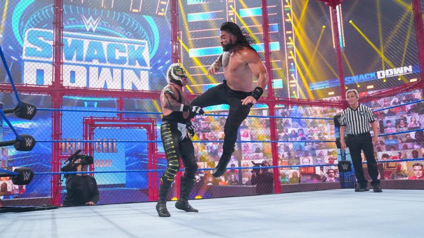 WWE SmackDown 18/06/2021 report (3/3) It's time for il Main Event