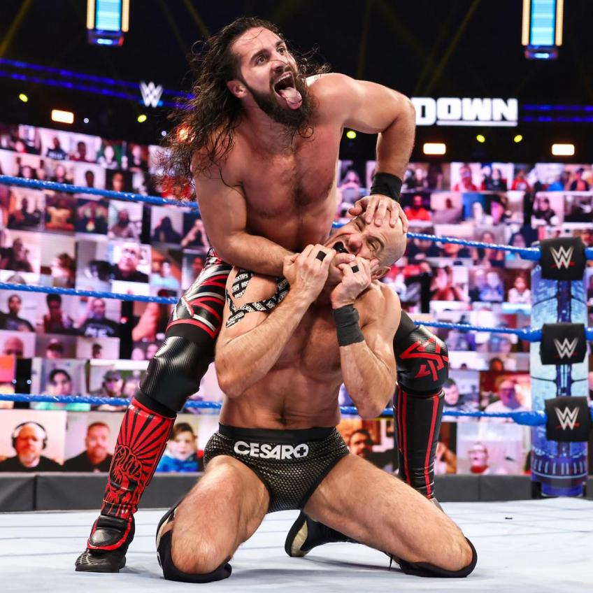 WWE SmackDown 25/06/2021 report (1/3) - Mixed Tag Team