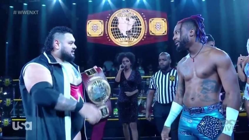 WWE NXT report - 29/06/2021 - parte III - North American Title is on the line