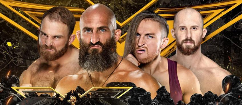 WWE NXT report - 27/07/2021 - parte I - He's back