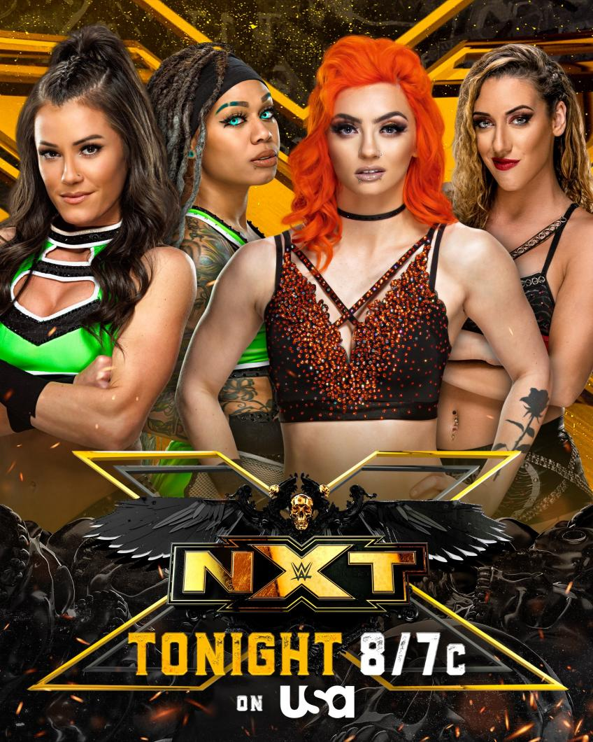 WWE NXT report - 14/09/2021 - parte II - Rose is back in action