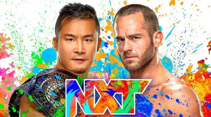 WWE NXT report - 21/09/2021 - parte I - Strong time