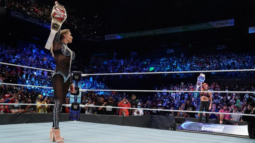 WWE SmackDown 01/10/2021 report (3/3) - Due campionesse