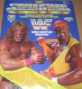 Che ricordi... Hogan vs Ultimate Warrior, in formato figurina