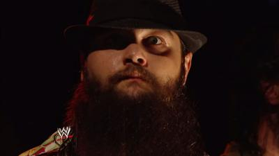 EATER OF WORDS- ALLARME WWE: STATE ROVINANDO BRAY WYATT