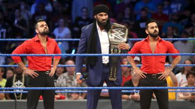 "I Singh Brothers e l'ascesa in WWE: ""Merito di un Hall Of Famer"""