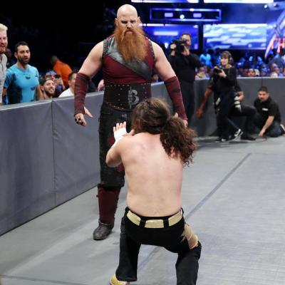 WWE SmackDown 05.12.2017 report