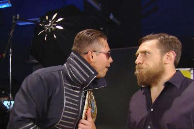 SummerSlam, The Miz risponde alla sfida lanciata da Daniel Bryan *VIDEO*