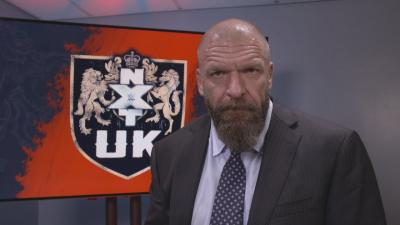 """NXT UK, Triple H annuncia """"TakeOver Blackpool"""""""