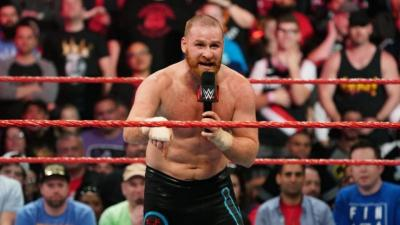 WWE, Sami Zayn ha menzionato la AEW a Raw *VIDEO*