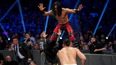 WWE SmackDown  07/05/2019 report - Looking for tag team