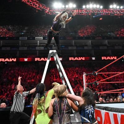 WWE Raw 13/05/2019 report - All against One