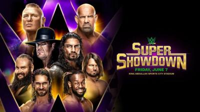Un'altra Superstar non parteciperà a WWE Super Showdown