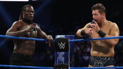 WWE SmackDown  18/06/2019 report - A (not) awesome truth