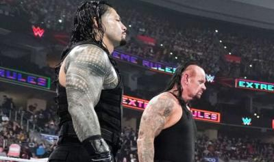 "Roman Reigns: ""The Undertaker è ancora ai massimi livelli"""