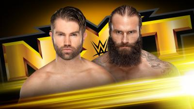 WWE NXT report - 31/07/2019 - parte I