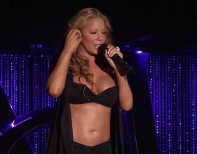 Dalla WWE alla musica? Heath Slater e figlia commuovono Mariah Carey *VIDEO