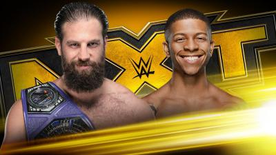 WWE NXT report - 09/10/2019 - parte I - gold Rush