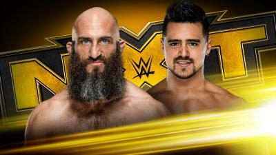 WWE NXT report - 16/10/2019 - parte I - Daddy is back in action