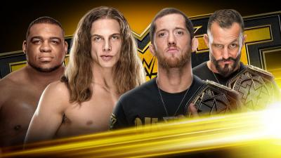 WWE NXT report - 30/10/2019 - parte III - Daddy is ready to War