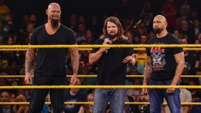 WWE NXT report - 06/11/2019 - parte I - Vengeance time