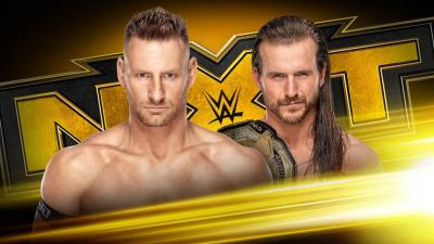 WWE NXT report - 20/11/2019 - parte III - ladder time