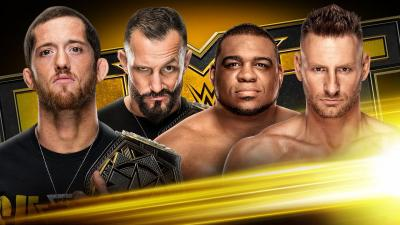 WWE NXT report - 27/11/2019 - parte I - The war not stop yet