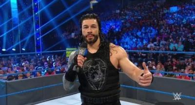 WWE SmackDown 29/11/2019 report (1/3) - Big Furious Dog