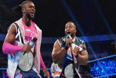 WWE SmackDown 29/11/2019 report (3/3) - Big Furious Dog