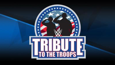 WWE Tribute To The Troops 2019, i match in programma