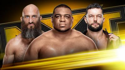 WWE NXT report - 11/12/2019 - parte III - who is next bay bay?