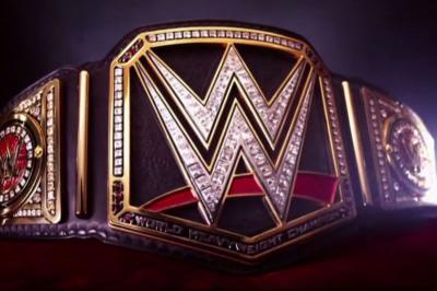 Nuovo campione della WWE diventa Grand Slam Champion e festeggia sui social