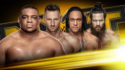 WWE NXT report - 08/01/2020 - parte III - Strong enough?