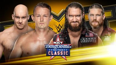 WWE NXT report - 08/01/2020 - parte I - Dusty Classic round 1