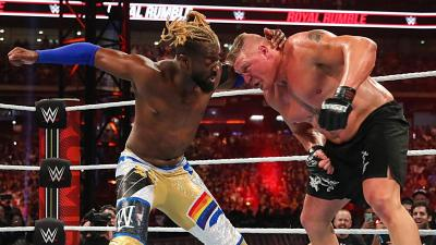 WWE Royal Rumble 26/01/2020 report (3/3) - Spettacolo a Houston