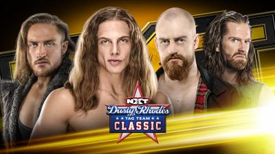 WWE NXT report - 29/01/2020 - parte III - Dusty Classic Final