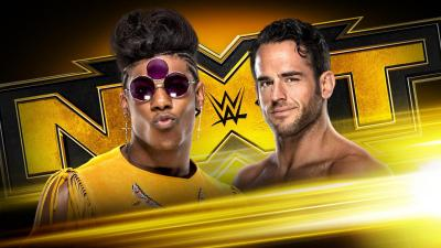 WWE NXT report - 19/02/2020 - parte III - Strong's Nightmare