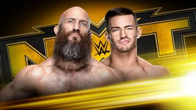 WWE NXT report - 26/02/2020 - parte II - Oops!...He did it again
