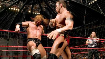Show Stopper - WWE Elimination Chamber Match 2005: New Year's Evolution!