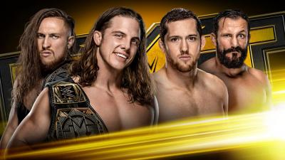 WWE NXT report - 11/03/2020 - parte III - It's not finished yet