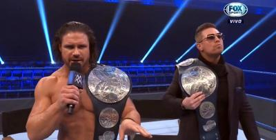 WWE SmackDown 13/03/2020 report (2/3) - Then, now, forever