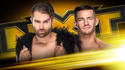 WWE NXT report - 25/03/2020 - parte I - Let's start a fight