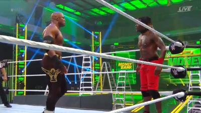 WWE Money In The Bank 10/05/2020 report (1/3) - The ladder of success