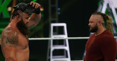 WWE Money In The Bank 10/05/2020 report (2/3) - The ladder of success