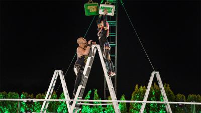 WWE Money In The Bank 10/05/2020 report (3/3) - The ladder of success