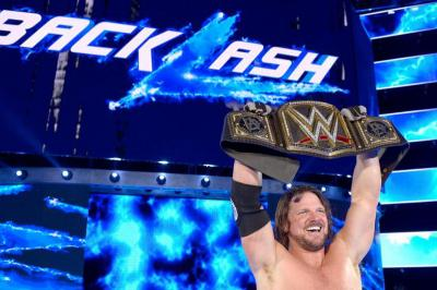 Show Stopper - WWE Backlash 2016: A Phenomenal victory