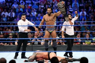 Show Stopper - WWE Backlash 2017: An Indian miracle