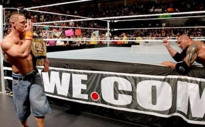 Show Stopper - WWE Extreme Rules 2010: Il nastro vincente