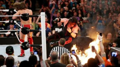 Show Stopper - WWE Extreme Rules 2014: The Yes Extreme Movement